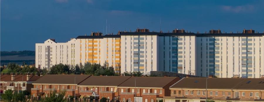 Distrito de Torrelago: cuatro años de mejoras energéticas