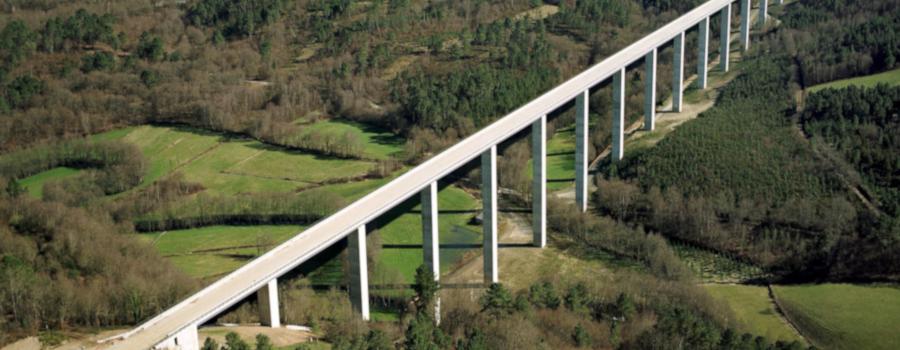 Construir infraestructuras ferroviarias contaminando menos