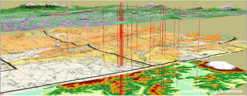 Sistemas de información geográfica en el ámbito energético