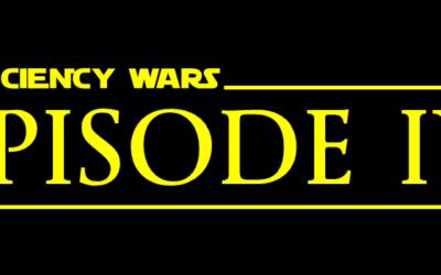 Efficiency Wars (Episode IV) – A new (efficiency) hope