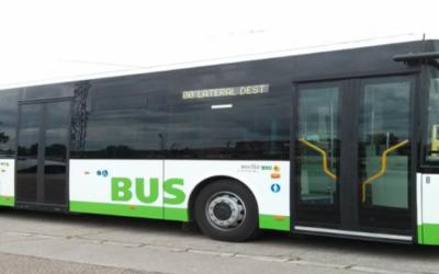 Estrategias para reducir las emisiones en autobuses urbanos