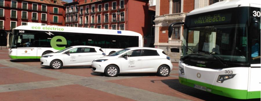 Valladolid, más eléctrica y sostenible en 2018