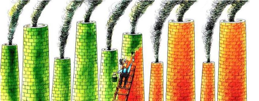 Green Manufacturing y Greenwashing