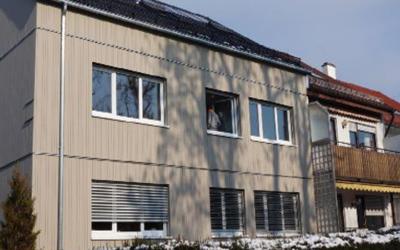 Renovación energética de edificios residenciales