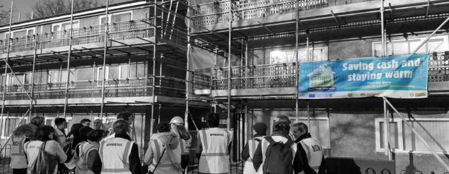 'Nuevos viejos' edificios: rehabilitación y eficiencia