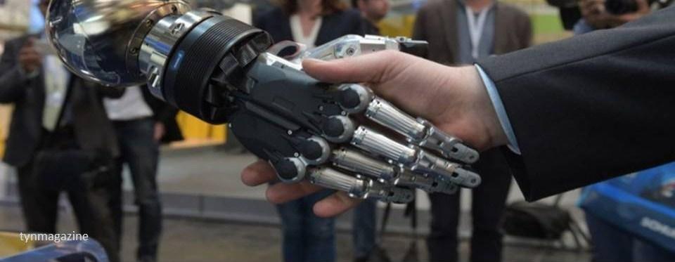 Seguridad en la robótica colaborativa