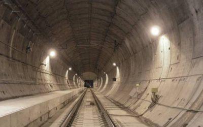 3D digitalization of infrastructures: Guadarrama tunnels